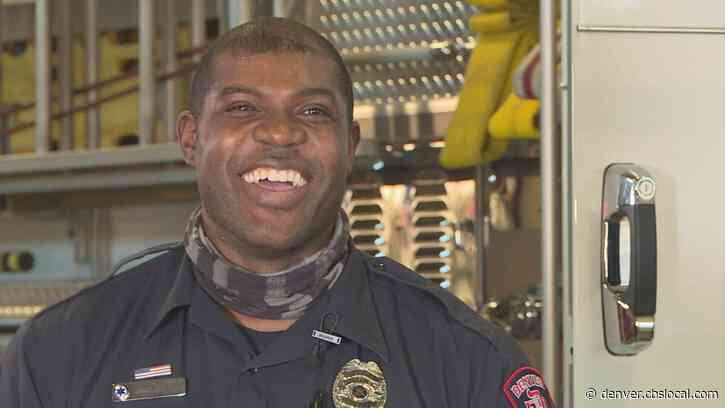 '05 Bronco Finds Dream Job As Denver Firefighter: 'This Job Is Outstanding'