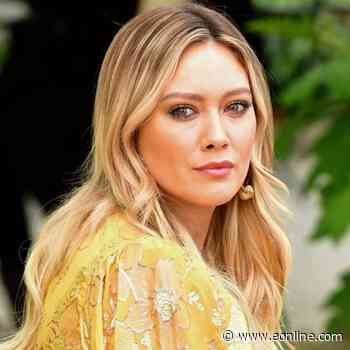 "Pregnant Hilary Duff and Son Say ""I Love You"" in Code as She Quarantines Amid Coronavirus Scare"