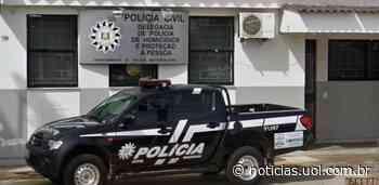 Homem é preso por matar o pai de 73 anos a socos em Canoas (RS) - UOL Notícias
