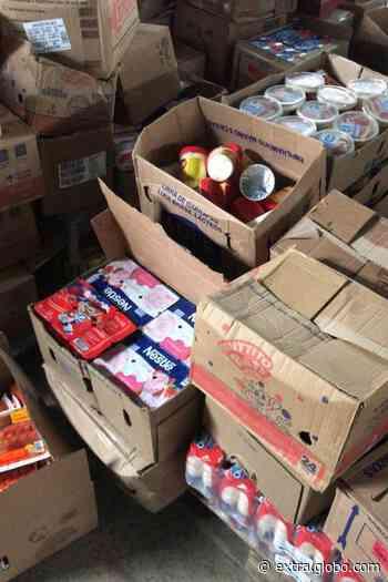 MPRJ faz operação em Duque de Caxias contra quadrilha que desviou R$ 2 milhões em produtos alimentícios - Extra