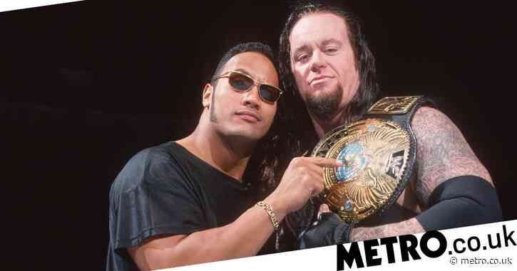 The Rock pays tribute to WWE's Undertaker and recalls foul-mouthed first meeting