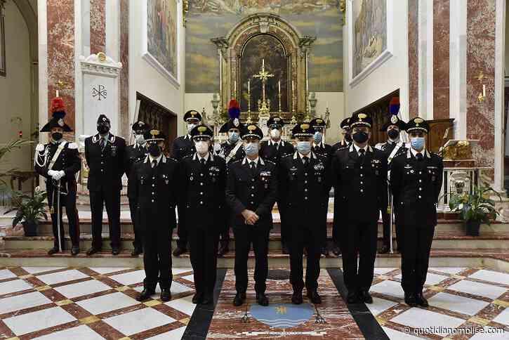 """L'Arma festeggia oggi la """"Virgo Fidelis"""", la cerimonia a Isernia - Il Quotidiano del Molse"""