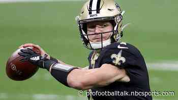 Taysom Hill gives himself a B or B-plus for first start