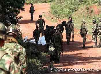 Un ataque armado en Tibú deja dos soldados muertos y dos más heridos - El Informador - Santa Marta