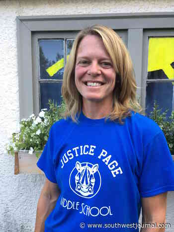 Justice Page teacher: 'Election week was like a roller coaster' - Southwest Journal