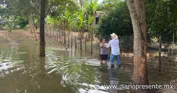 Fluye ayuda a damnificados en Tenosique - Diario Presente