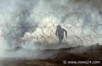News24.com | Israel strikes Hamas targets in Gaza after rocket attack