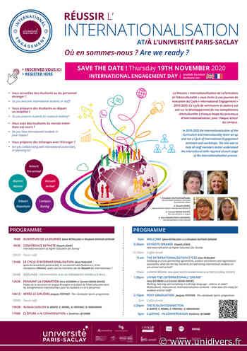 INTERNATIONAL ENGAGEMENT DAY – JOURNEE BILINGUE Français/Anglais webinaire – distance jeudi 19 novembre 2020 - Unidivers