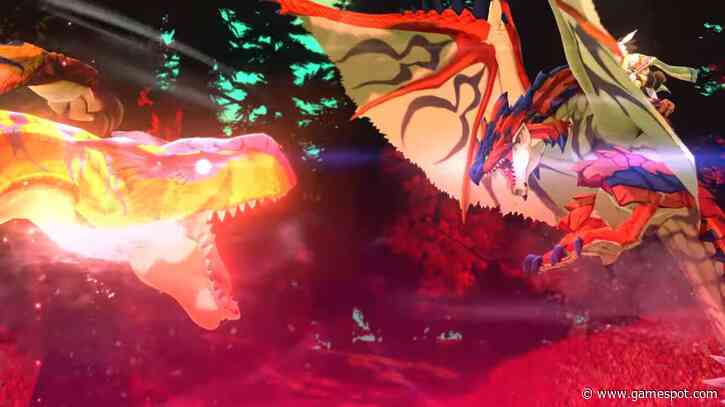 Monster Hunter Stories 2 Will Tell A New Story, And The Original Isn't Planned For Switch