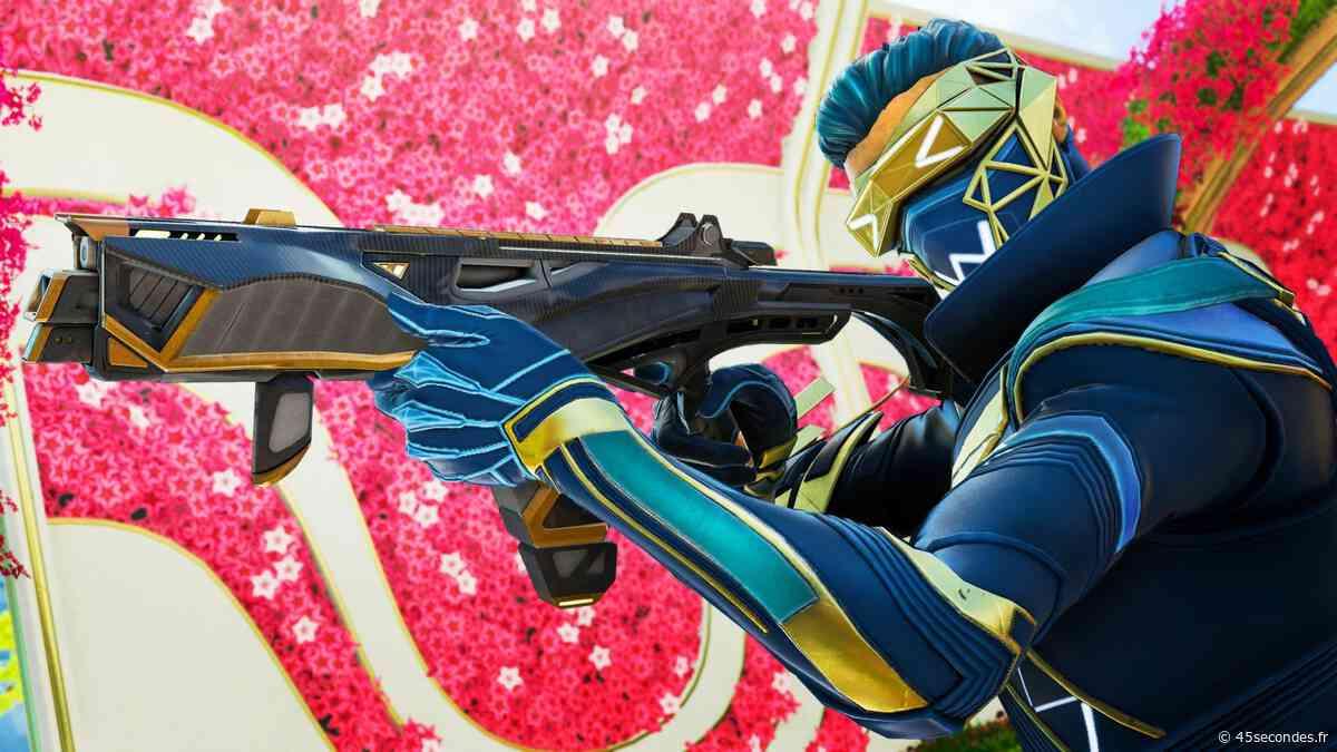 Apex Legends: où trouver des boucliers dorés et des armes à Olympus - 45 Secondes