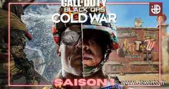 Les armes, maps et scorestreaks qui ont leaké de la saison 1 de Cold War - Dexerto