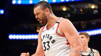 Raptors sign Aron Baynes, Marc Gasol inks deal with Lakers: report