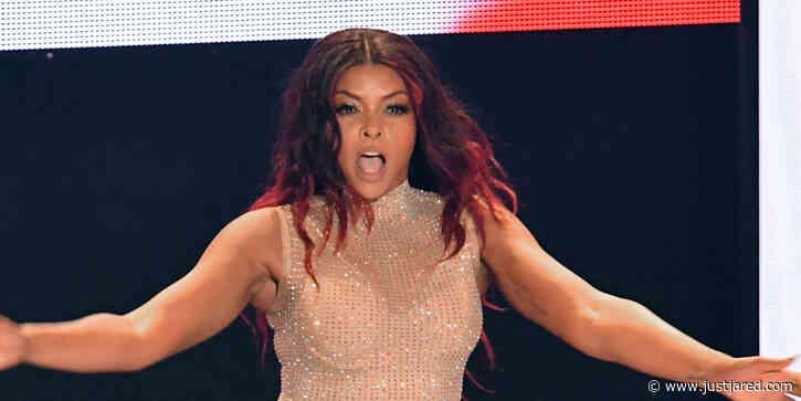 Taraji P. Henson Twerks & Dances Around Stage In Epic American Music Awards 2020 Opening!