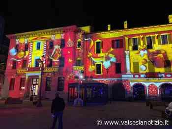 Borgosesia si illumina con le luci 3D dedicate al Natale FOTOGALLERY - valsesianotizie.it