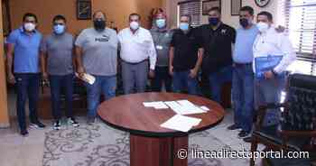 Anuncia Eliazar Gutiérrez programa de rehabilitación de campos deportivos en Navolato - Linea Directa