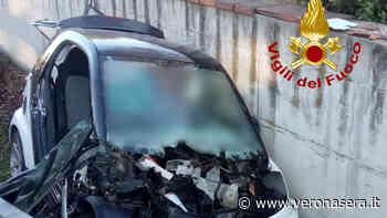 Auto finisce fuori strada nel Vicentino: morto un giovane 25enne di Zimella - VeronaSera