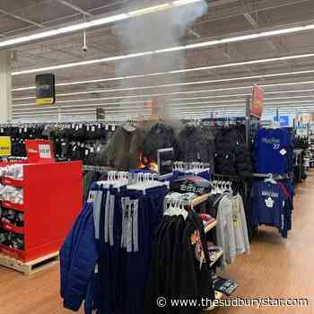 Witnesses sought to 'suspicious' North Bay Walmart fire