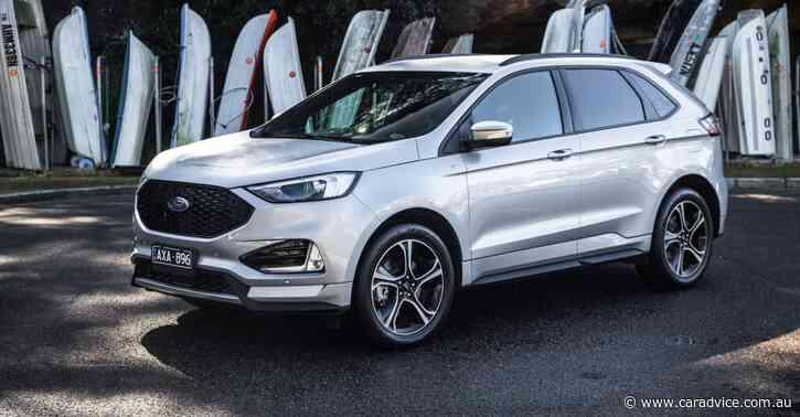 Ford Endura axed in Australia