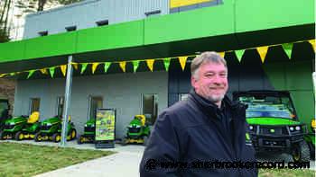 Home sweet new home for Lennoxville John Deere dealership - Sherbrooke Record