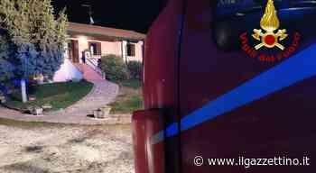 Montagnana, la termocoperta prende fuoco incendio in una casa Foto - Il Gazzettino