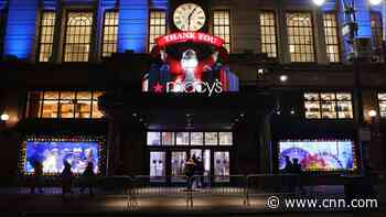 Macy's honors New York City's essential workers with holiday window displays