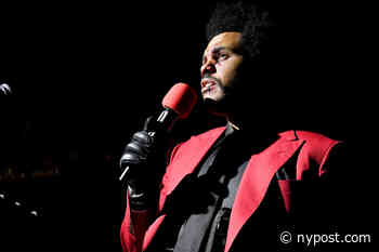 Booking The Weeknd for Super Bowl is latest sign of NFL's demise - New York Post