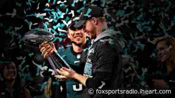 Colin Cowherd: Eagles Franchise Was Never Meant to Be a Super Bowl Champion - Fox Sports Radio
