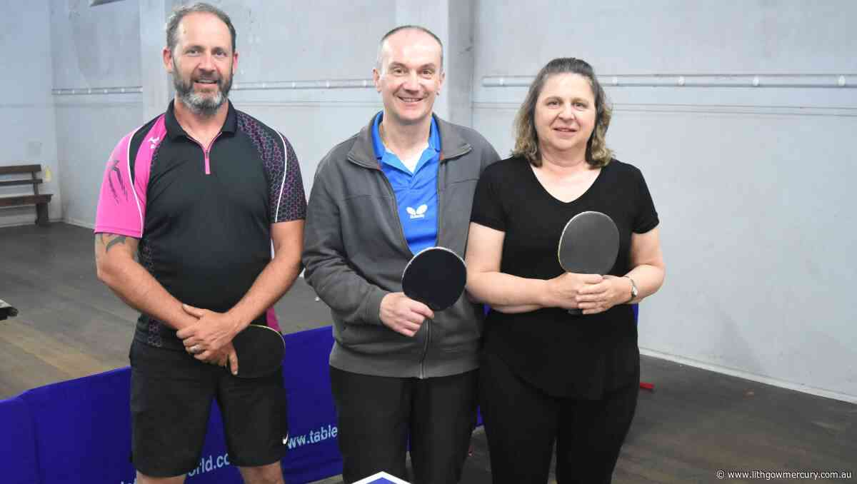 Grippers become the 2020 Winter Table Tennis Competition champions - Lithgow Mercury