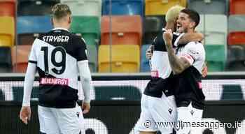 De Paul batte il Genoa, 1-0 Udinese, gol e traversa. Crisi Maran, espulso Perin - Il Messaggero