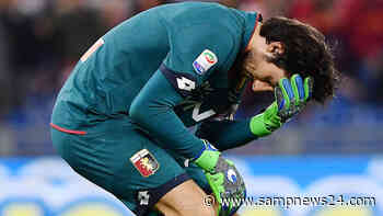 Genoa, beffa VAR ed espulsione: follia di Perin – VIDEO - Sampdoria News 24