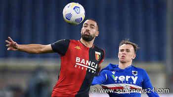 Genoa, Biraschi esce dal campo dolorante: Sampdoria a rischio - Sampdoria News 24