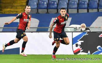 Consigli Fantacalcio, Genoa: Scamacca on fire con 7 gol in 7 gare - Fantamagazine