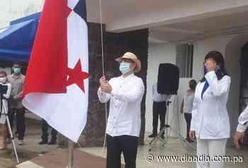Realizan acto de grito de adhesión de Santiago de Veraguas - Día a día