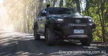 2021 Toyota HiLux Rugged X review