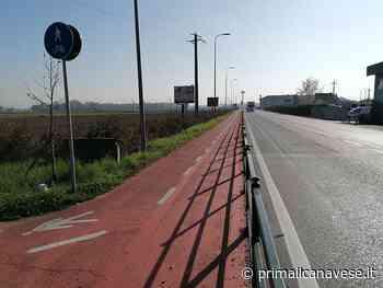 Ciclo-pedonale: manca la sicurezza. E' polemica a Borgaro Torinese. - Prima il Canavese