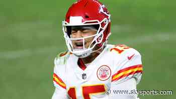 Mahomes leads Chiefs to revenge win over Raiders