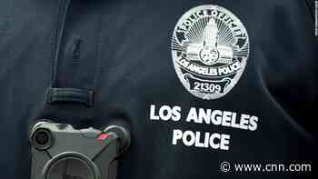 LA Police Department reports more homicides than they've seen in over a decade