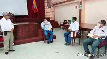 Lambayeque: donan terreno para futuro centro de salud de Reque   LRND - LaRepública.pe
