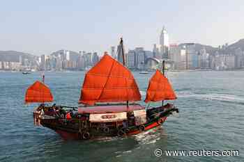 Local tourism keeps 'Symbol of Hong Kong' junk boat afloat - Reuters