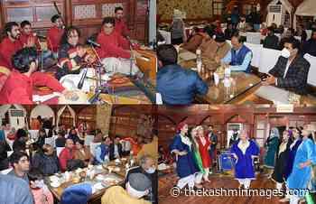 Tourism Deptt's Ethnic Food festival concludes - Kashmir Images
