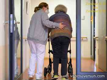 COVID-19: Think-tank calls for national oversight of long-term care