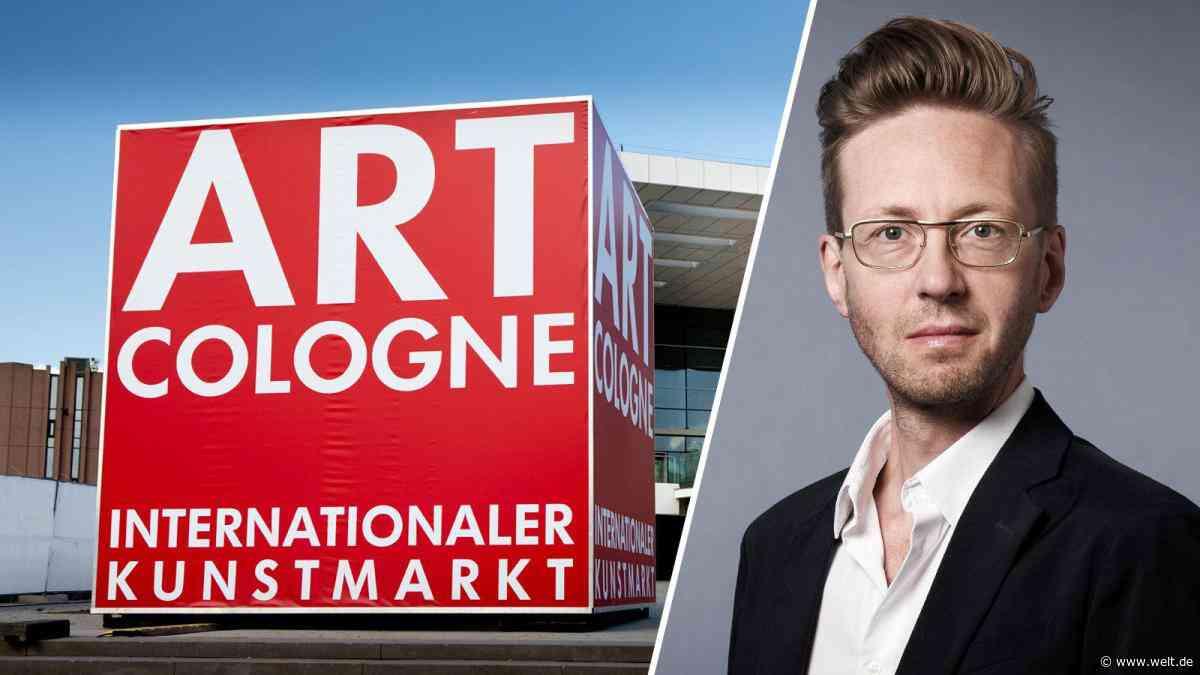 Digitalisierung verschlafen: So schafft sich die Art Cologne ab! - WELT