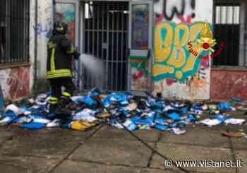 Iglesias, in fiamme documenti e registri in una scuola: intervengono i Vigili del fuoco - vistanet