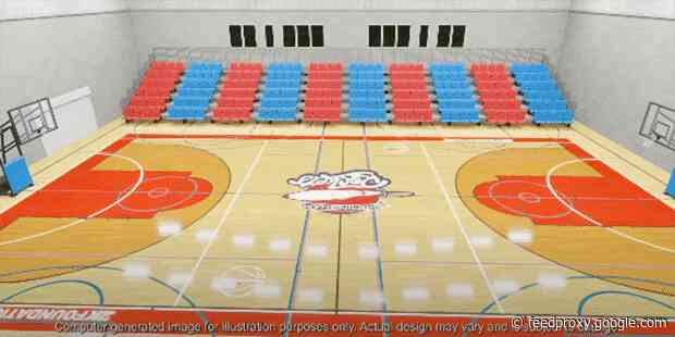 2K to fund court refurb in conjunction with City of Birmingham Rockets