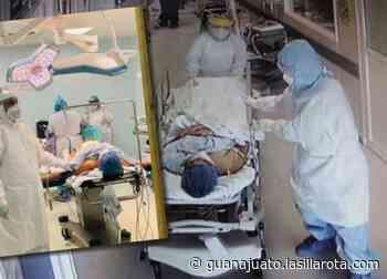 Mujer contagiada de Covid-19 da a luz en Guanajuato - La Silla Rota