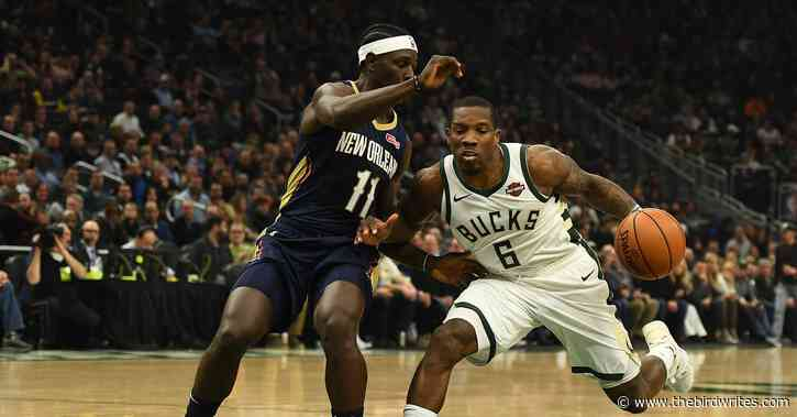 Insight into Eric Bledsoe, Jrue Holiday and Giannis Antetokounmpo from a Milwaukee point of view