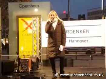 Coronavirus: German foreign minister slams Covid protester's Nazi resistance comparison
