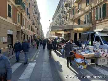 """Secondo lunedì in zona arancione al mercato di Savona, gli ambulanti: """"Situazione difficile, netto calo delle vendite"""" - SavonaNews.it"""