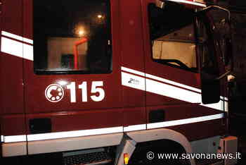 Savona, principio di incendio all'interno di un appartamento in corso Vittorio Veneto: intervento dei Vigili del Fuoco - SavonaNews.it