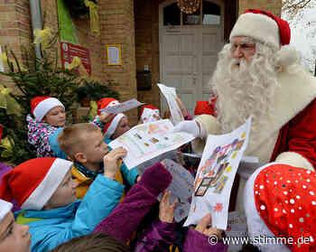 Stadt Bad Friedrichshall richtet ein Weihnachtsmann-Postamt ein - Heilbronner Stimme